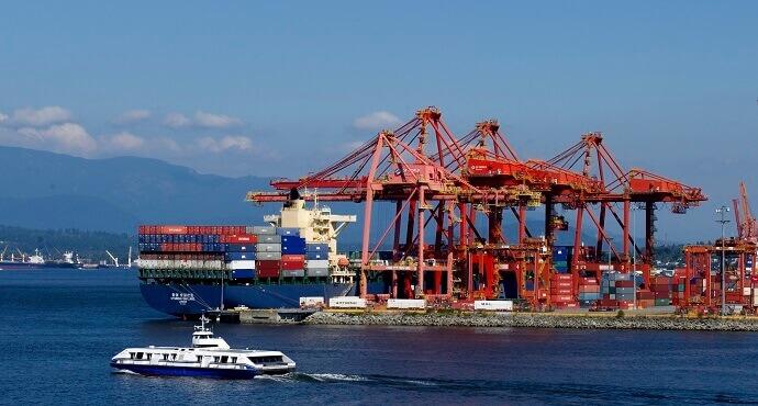 Vận chuyển hàng đi Mỹ đường biển