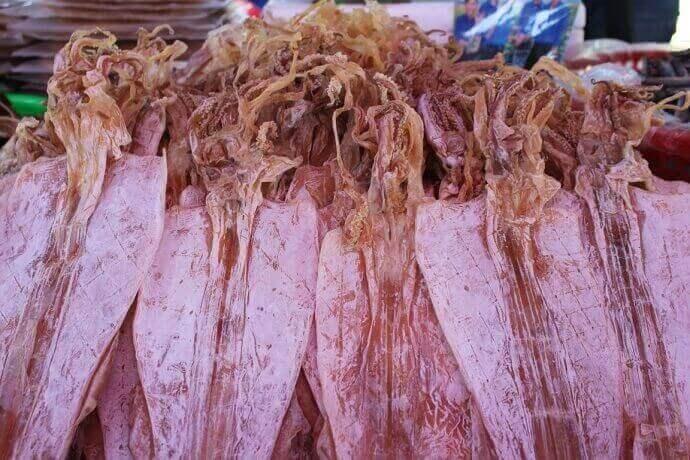 Gửi thực phẩm khô đi Úc