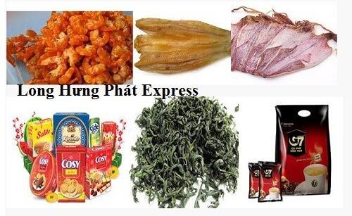 Gửi thực phẩm đi Malaysia