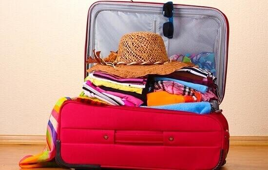Gửi hành lý đi Mỹ