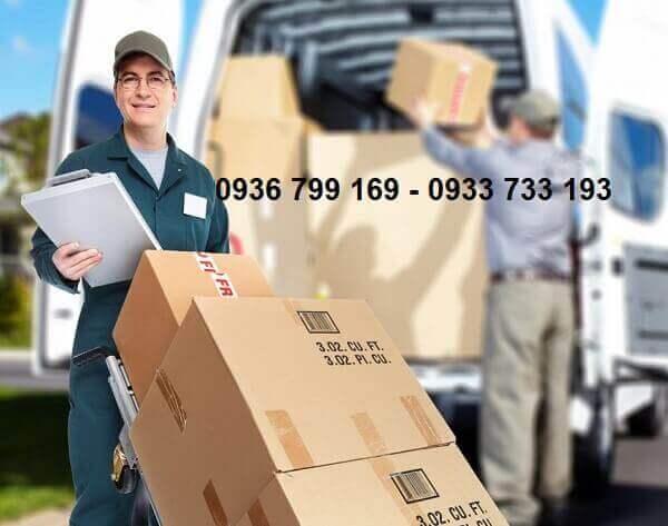 Vận chuyển hàng đi Mỹ door-to-door