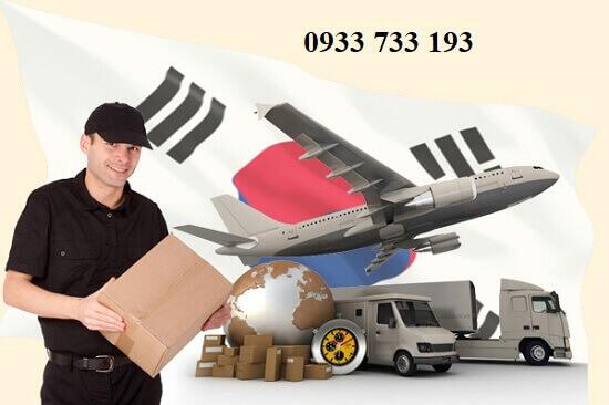 Dịch vụ gửi hàng đi Hàn quốc