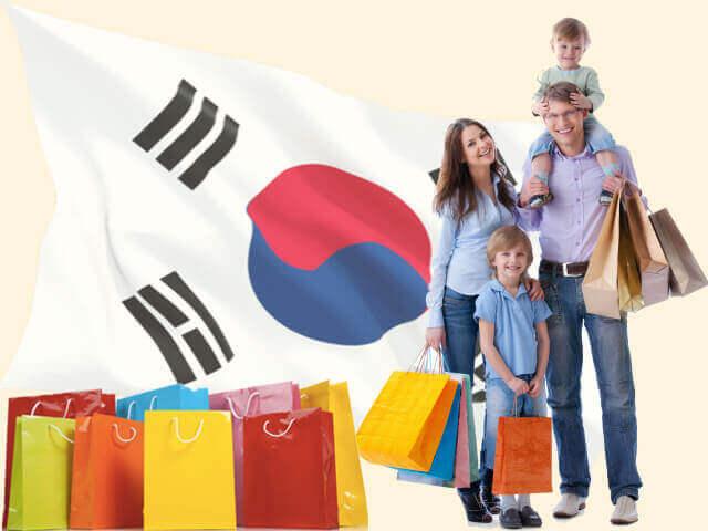 Gửi hàng đi Hàn Quốc