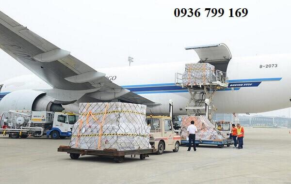 Vận chuyển hàng đi nước ngoài đường hàng không