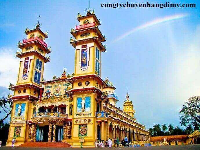Gửi hàng đi Mỹ tại Tây Ninh